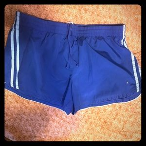 Danskin Running Shorts Lg